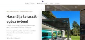 Weboldal készítés, honalp készítés, weblap készítés