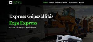 Weboldal készítés, honlap készítés